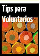 Entra y consulta nuestra información para Voluntarios