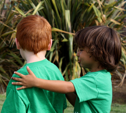 Una palmada en la espalda puede hacer que un voluntario casual se convierta en uno regular.