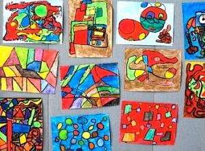 El arte y su desarrollo en los niños