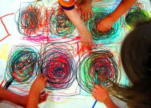 Niñosy creatividad